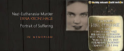 ERNA KRONSHAGE | PORTRAIT OF SUFFERING | BLOG IN ENGLISH