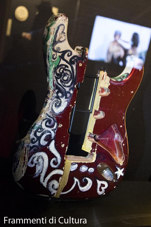 Jimi Hendrix guitar