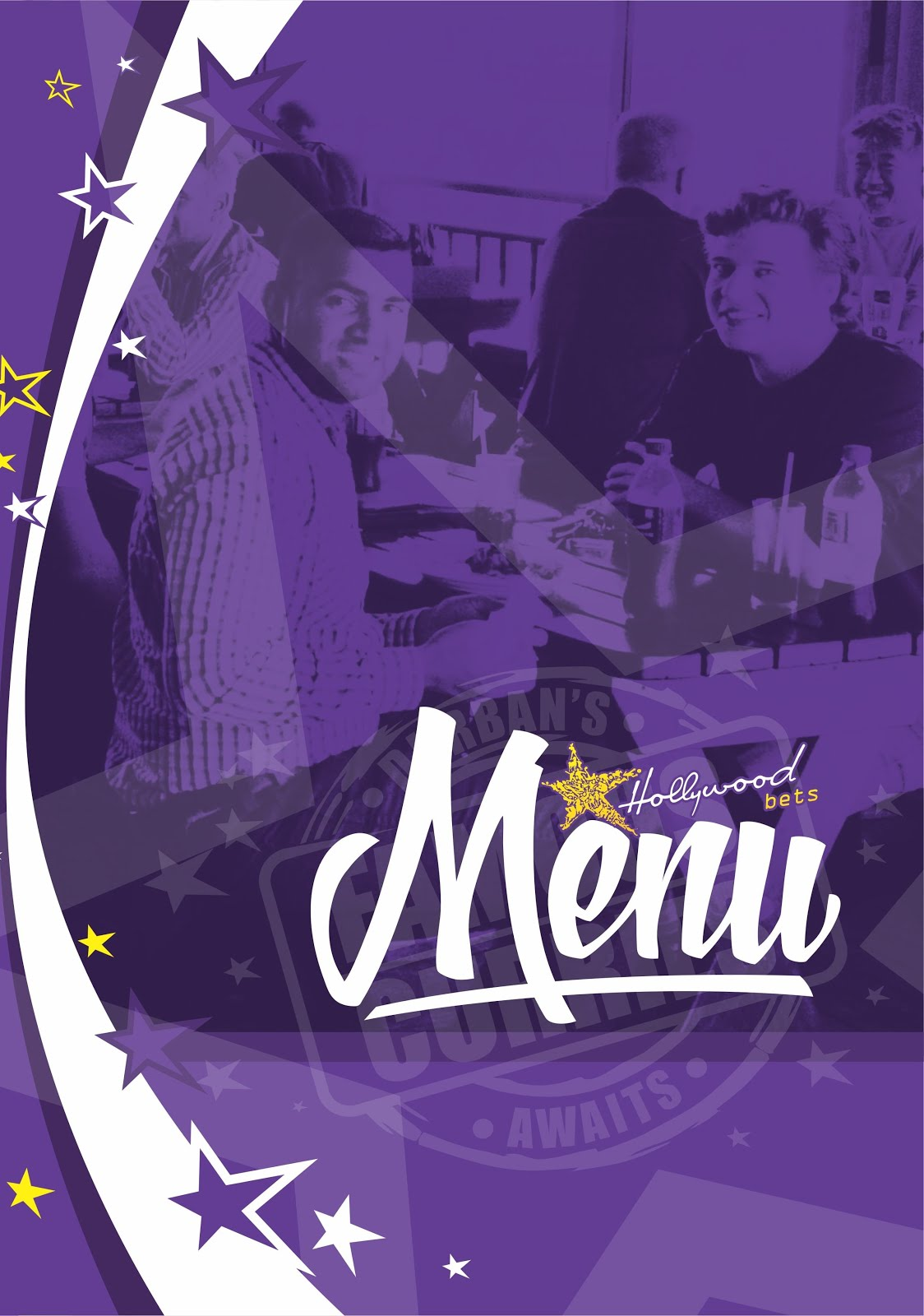 Hollywoodbets Menu - Newton Park - Port Elizabeth - Cover