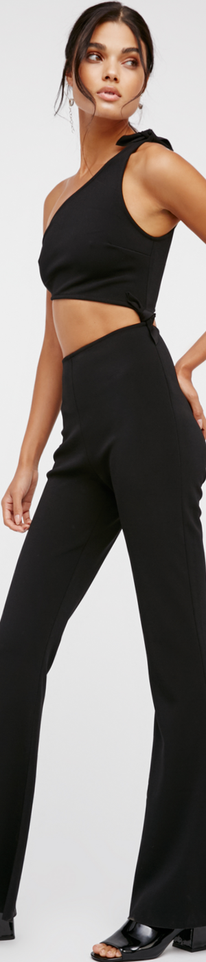 Free People Onyx Jumpsuit