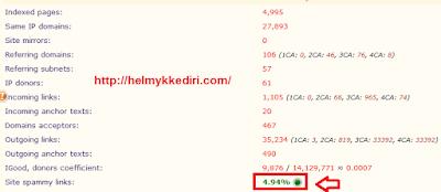 Mengatasi spam score tinggi pada blog3