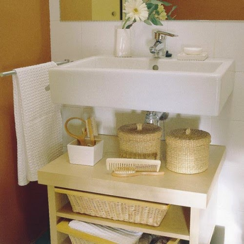 31 Creative Storage Ideas For A Small Bathroom