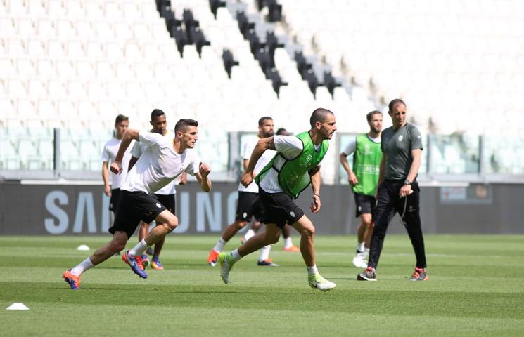 "Bonucci: ""Juventus je sada zreliji"""