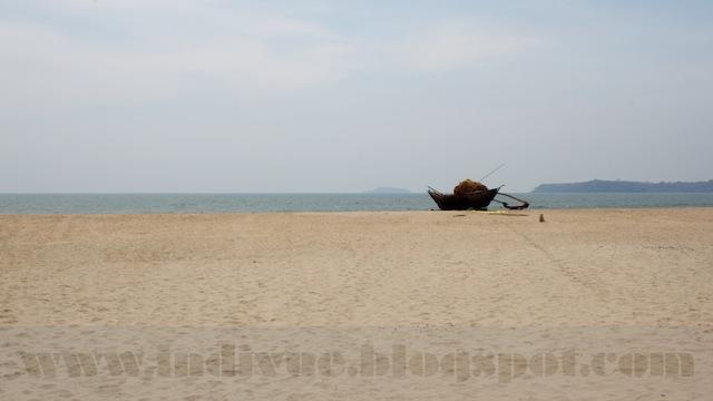 Velsao Beach, Goa, Intia