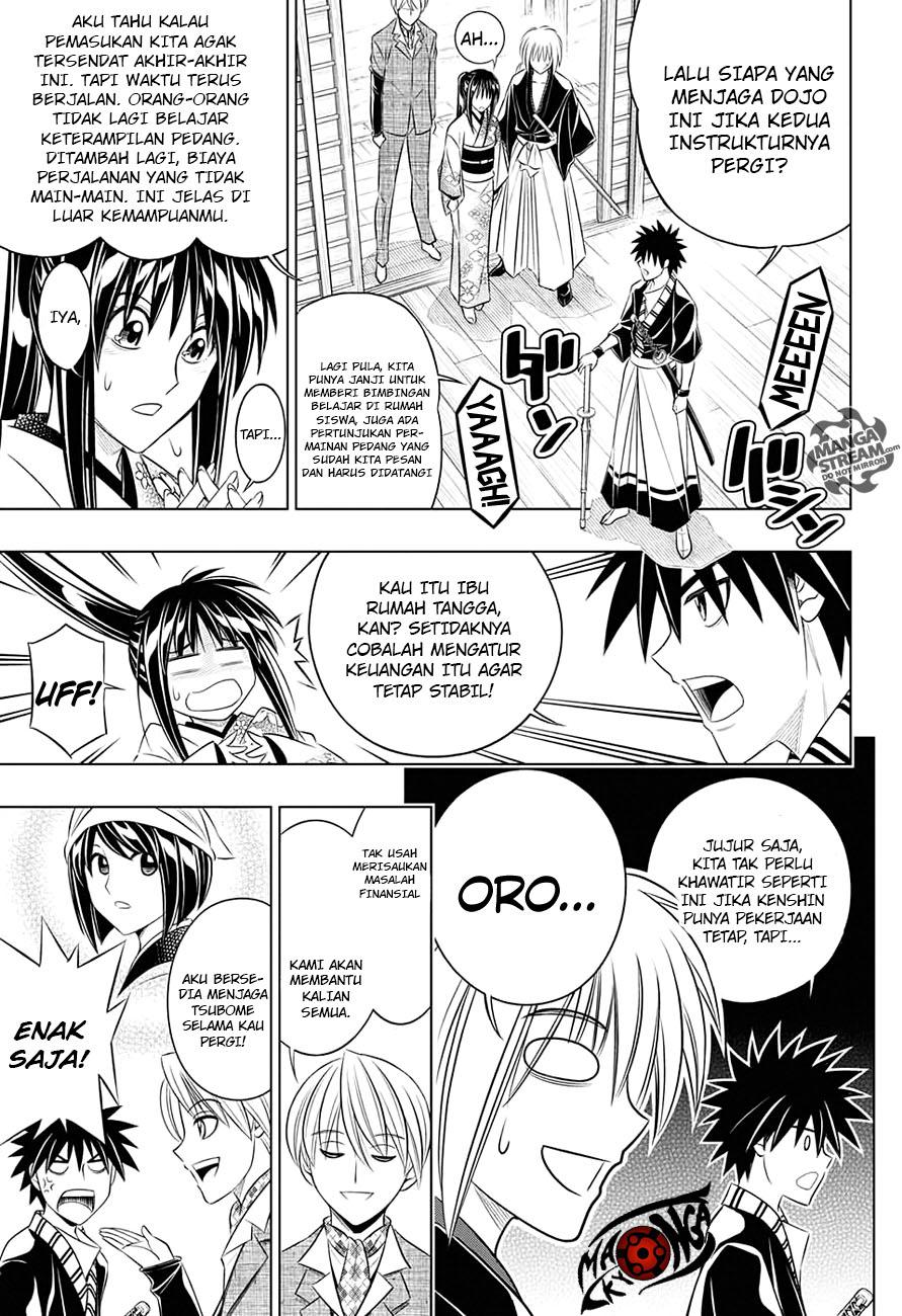 Rurouni Kenshin: Hokkaido-hen Chapter 02-25