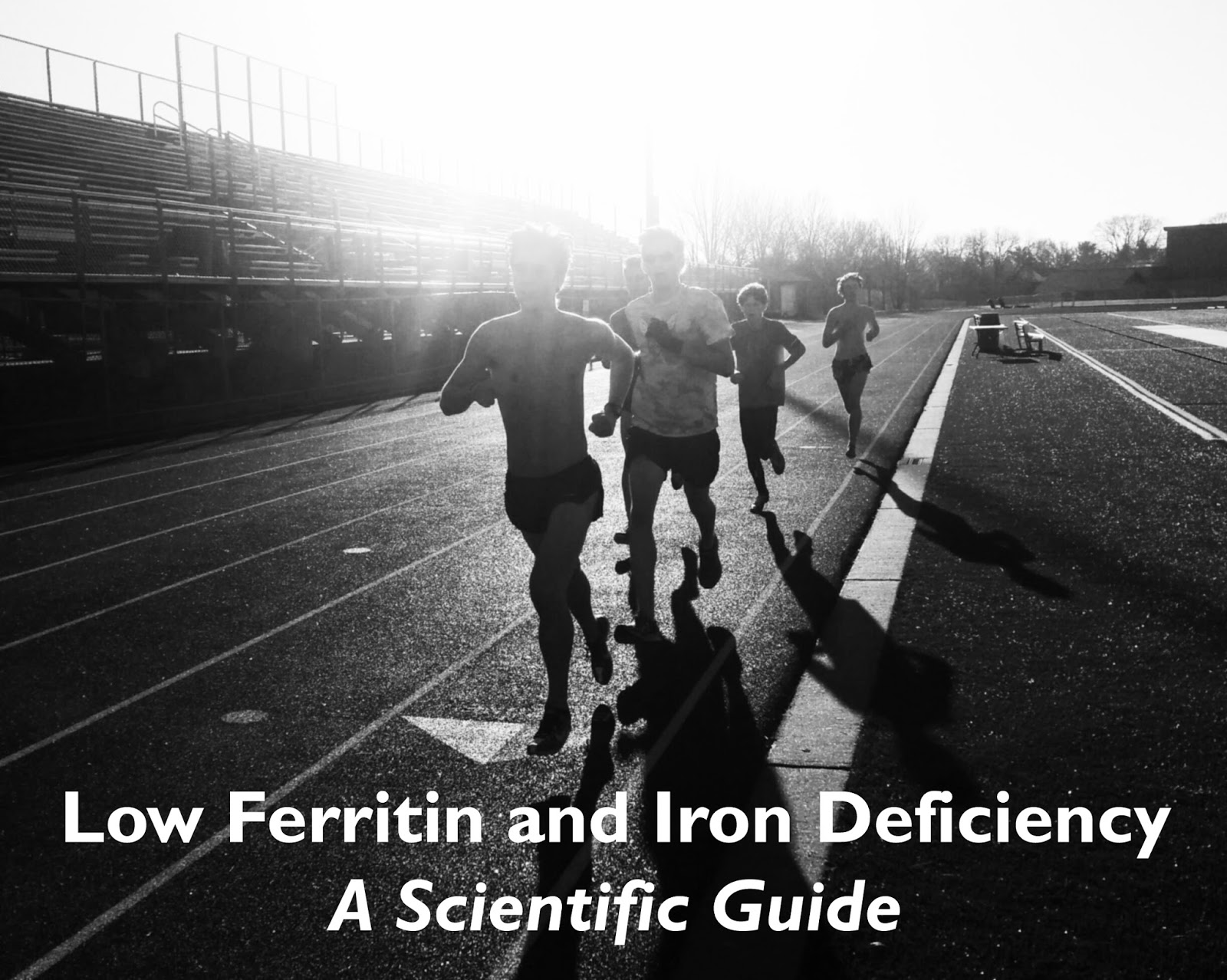 Running writings: Low ferritin and iron deficiency anemia in