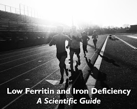 Low iron can slow your performance on the track and on the roads