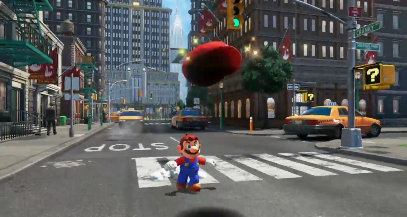 Wallpaper Ps3 Hd Super Mario Odyssey 233 Anunciado Para Nintendo Switch