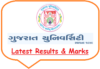 Gujarat University Result May June 2020