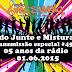 #458 Tudo Junto e Misturado 01/06/2015 - Especial 05 anos da Rádio MCs Web