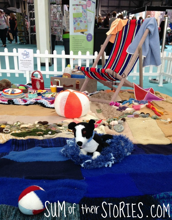 Stitching, Sewing and Hobbycrafts show best bits