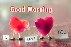 Good Morning love images