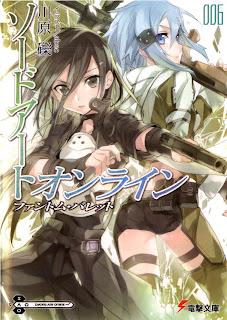 Download Sword Art Online Volume 06 – Phantom Bullet