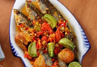 resep ikan belanak