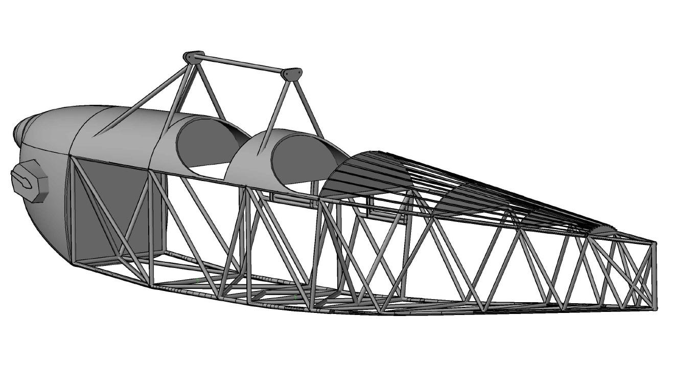 Image Result For Konstruksi Fuselage