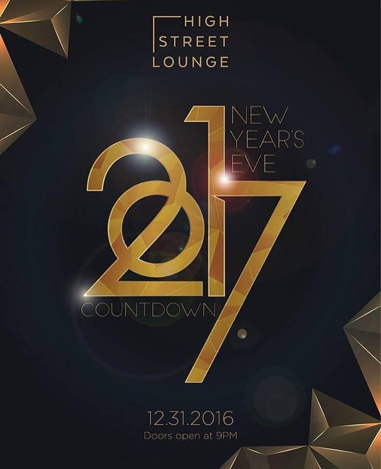 Shangri-La at the Fort NYE Countdown to 2017