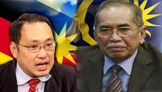 Chong: Geran khas untuk Sarawak, Sabah dirundingi untuk dikaji semula