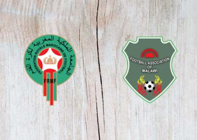 بث مباشر مشاهدة مباراة المغرب ومالاوي اليوم