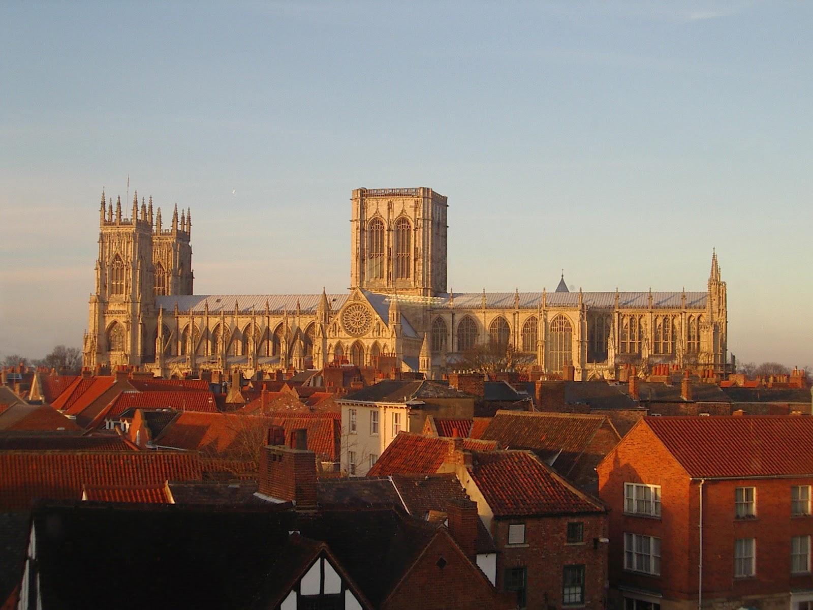 Visitare la Cattedrale di York