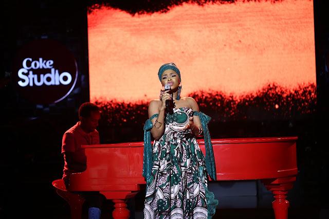 Tazama Show ya Pili ya Msimu Mpya wa Coke Studio Africa