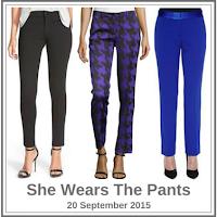Sydney Fashion Hunter - She Wears The Pants
