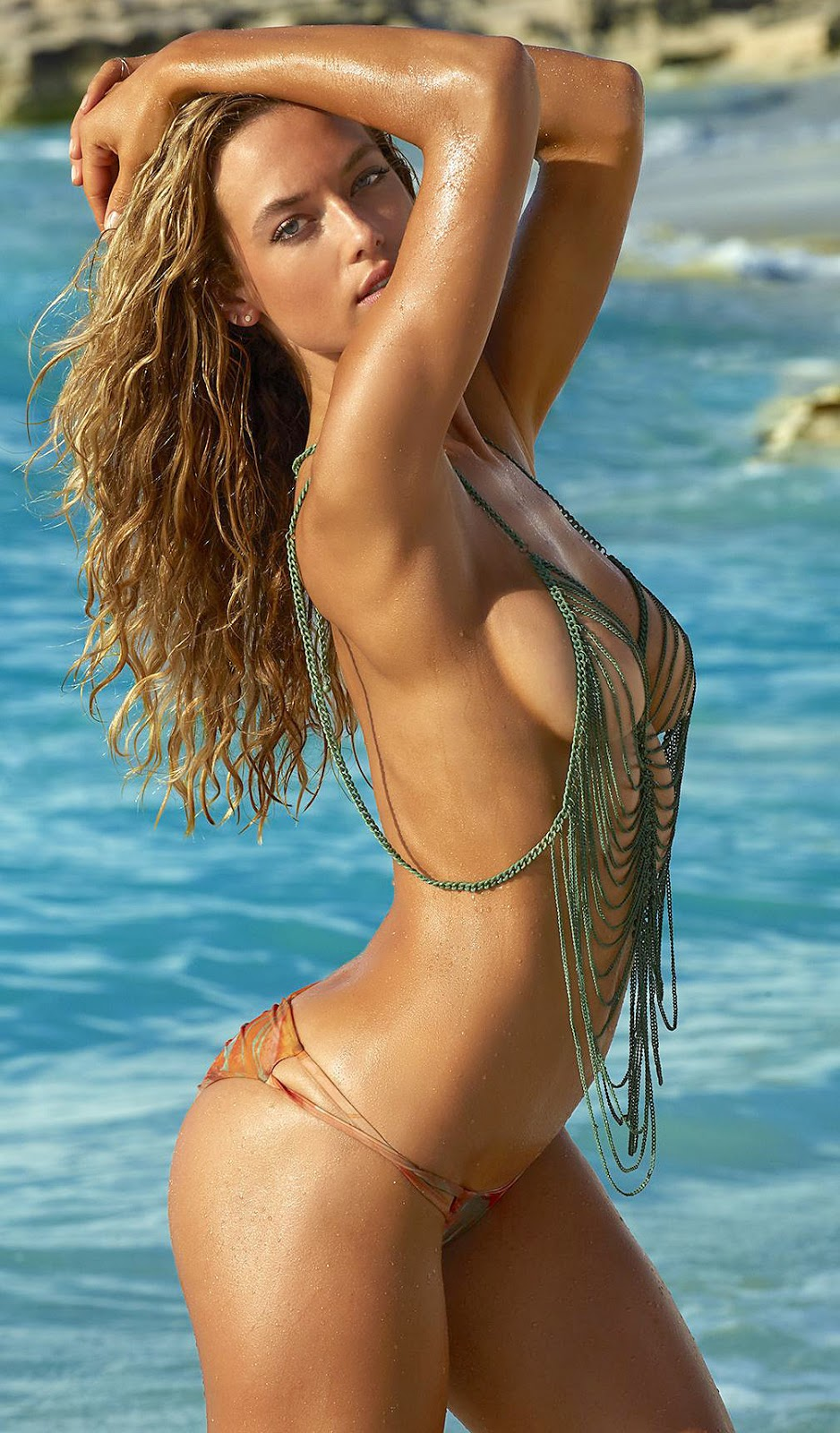 Naked Si Swimsuit Models