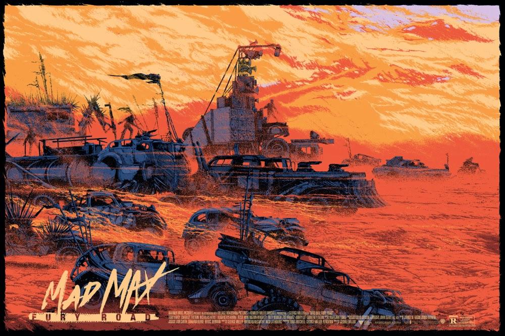 [Humeur-o-mètre] ... en image - Page 43 Kilian-Eng-Mad-Max-Fury-Road-Poster-Mondo-2015
