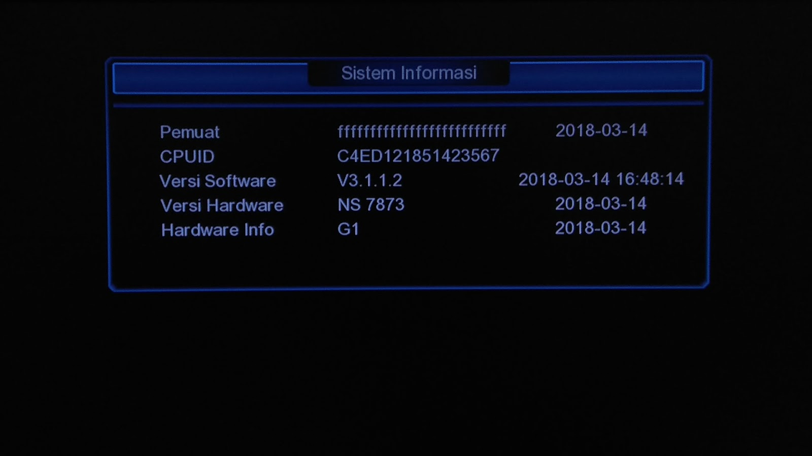 Download Strong receiver firmware