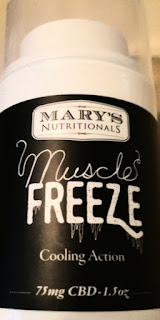 Muscle Freeze Pain Relief