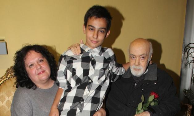 ΣΥΓΚΙΝΗΣΗ: Η τελευταία επιθυμία του Μπάρκουλη- Πώς αποχαιρέτησε την οικογένειά του