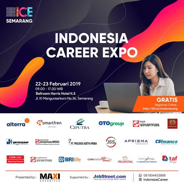 Job Fair Semarang 2019