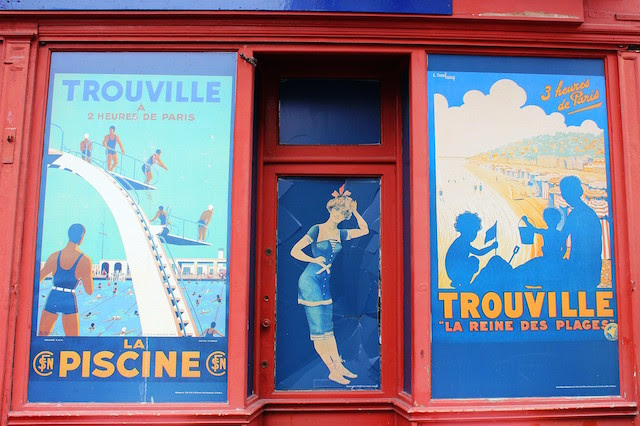 Old Trouville advertising