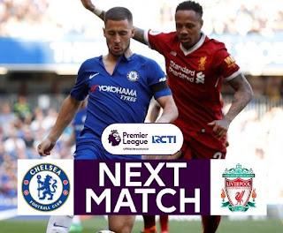 Prediksi Chelsea vs Liverpool - Bigmatch Liga Inggris Sabtu Malam