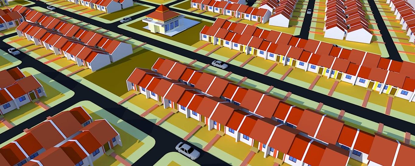 6400 Koleksi Desain Halaman Rumah Cluster HD Terbaik