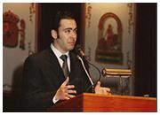 Francisco de Paula Muriel Rivas, Pregonero 2003