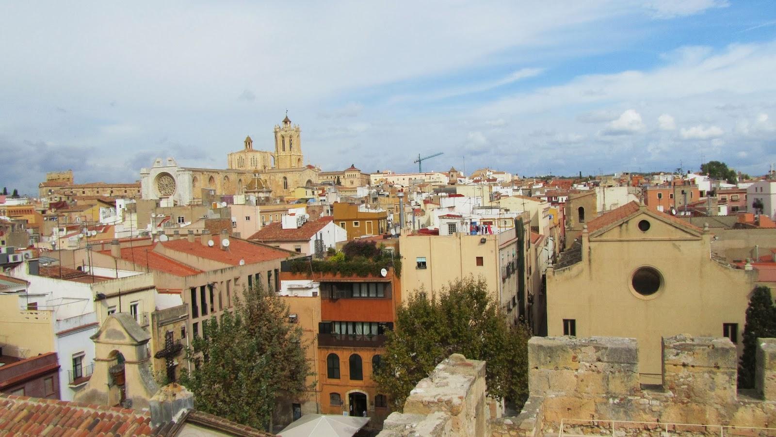 Tarragona desde la Torre Romana_ameiseblog