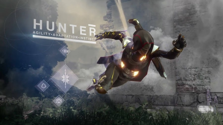 destiny 2 hunter class