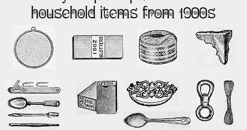 clip art household items - photo #27