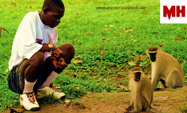 Kids Raised By Wild Animals