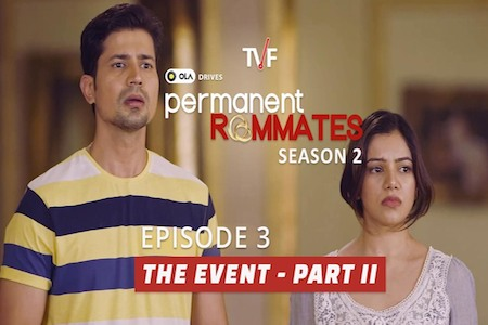 TVF Permanent Roommates S02E03 The Event Part 2 Download