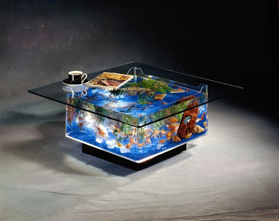 Creative Aquariums and Modern Fish Tanks Designs (15) 1