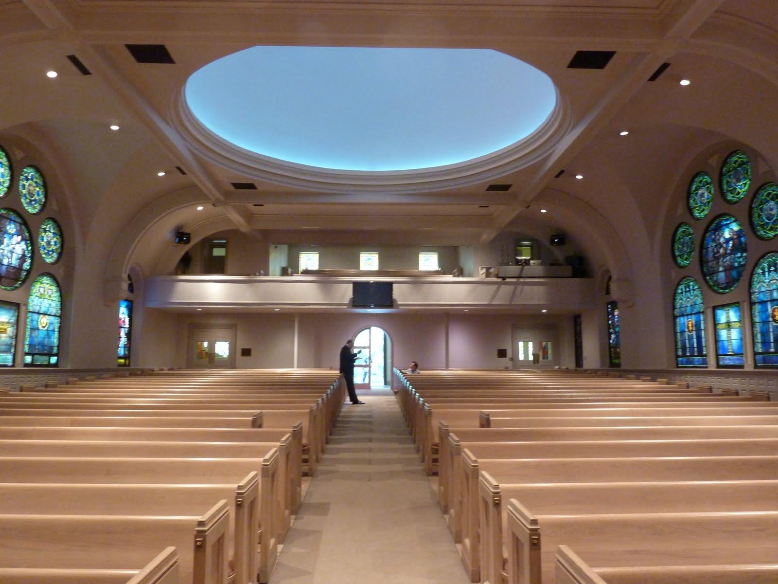 Architecture Tourist: My Final Stop: North Avenue Presbyterian ...