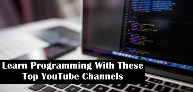Channel Youtube Terbaik Untuk Belajar Coding