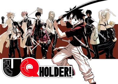 UQ Holder!: Mahou Sensei Negima! 2 ost full version