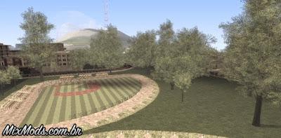 novas árvores em hd gta sa