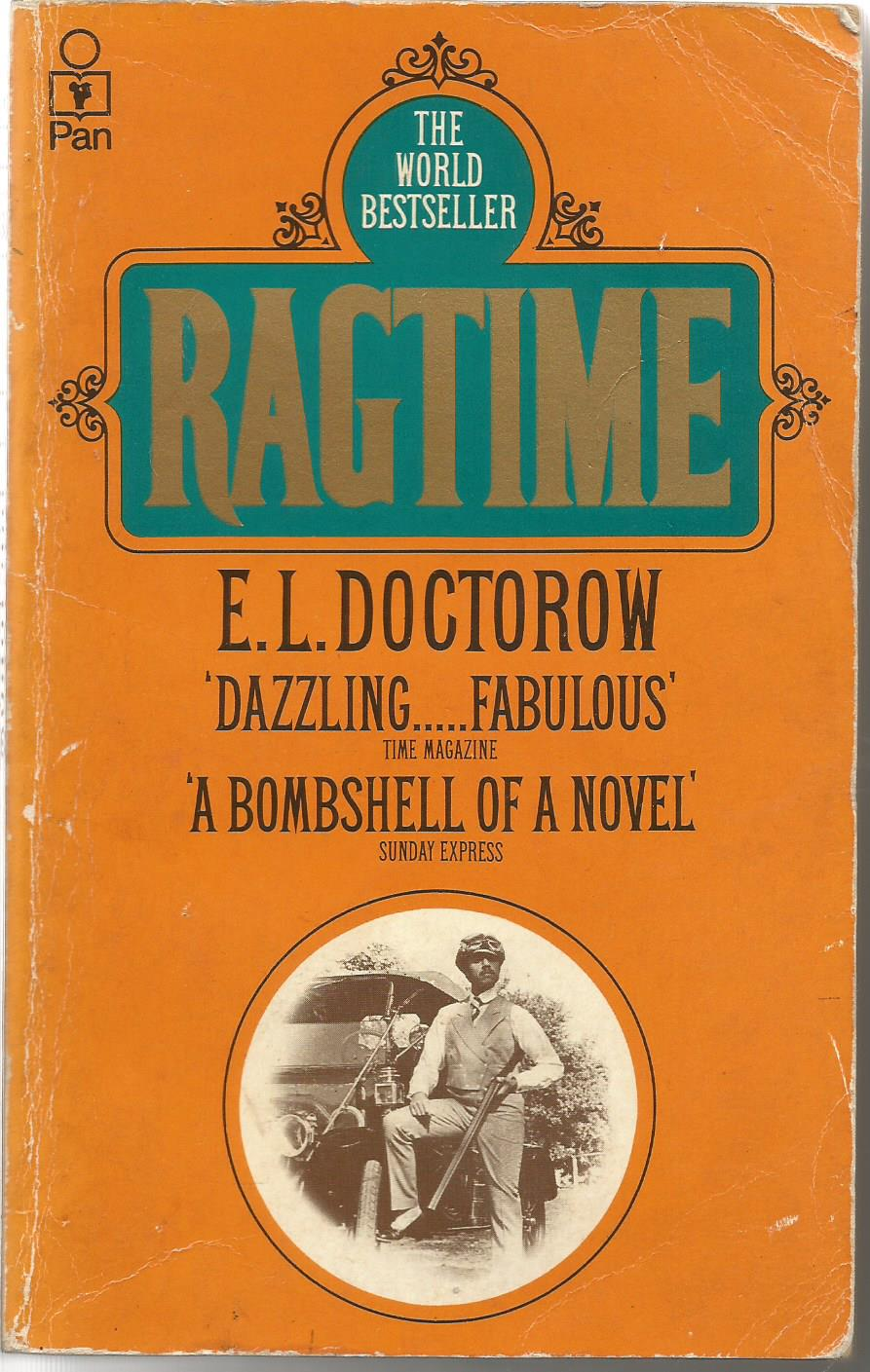 ragtime black people and e l doctorow essay The guide ragtime book by terrence mcnally  music by stephen flaherty based on the novel ragtime by el doctorow directed by chris coleman  sound and people in.