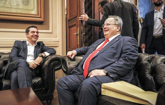 Τι (δεν) πράττει η Ελλάδα στα Βαλκάνια