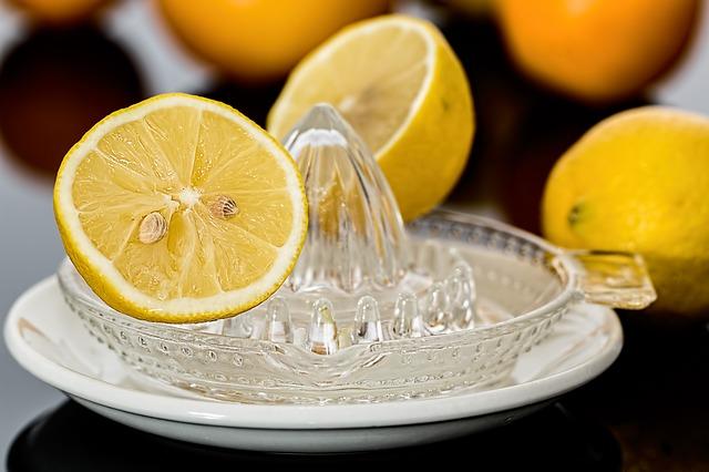 exprimidor limón