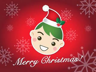Logo Ucapan Natal 2017