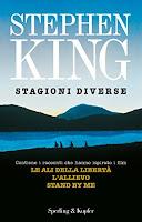 Stephen King Stagioni diverse copertina
